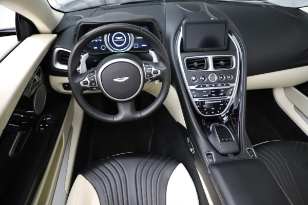 Used 2020 Aston Martin DB11 Volante for sale $209,900 at Alfa Romeo of Westport in Westport CT 06880 17