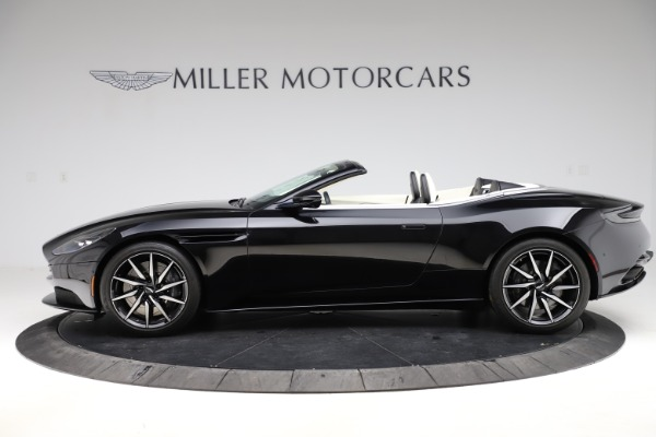 Used 2020 Aston Martin DB11 Volante for sale $209,900 at Alfa Romeo of Westport in Westport CT 06880 2