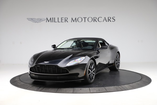 Used 2020 Aston Martin DB11 Volante for sale $209,900 at Alfa Romeo of Westport in Westport CT 06880 24