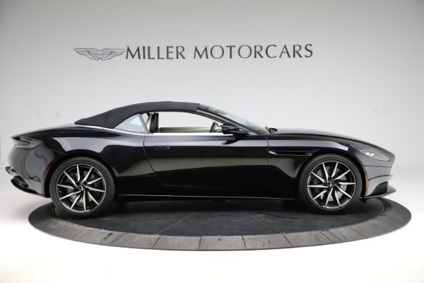Used 2020 Aston Martin DB11 Volante for sale $209,900 at Alfa Romeo of Westport in Westport CT 06880 28