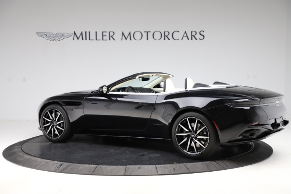Used 2020 Aston Martin DB11 Volante for sale $209,900 at Alfa Romeo of Westport in Westport CT 06880 3