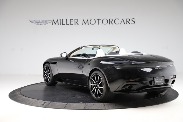 Used 2020 Aston Martin DB11 Volante for sale $209,900 at Alfa Romeo of Westport in Westport CT 06880 4