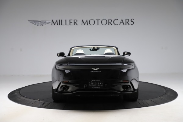 Used 2020 Aston Martin DB11 Volante for sale $209,900 at Alfa Romeo of Westport in Westport CT 06880 5