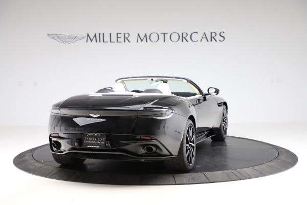Used 2020 Aston Martin DB11 Volante for sale $209,900 at Alfa Romeo of Westport in Westport CT 06880 6
