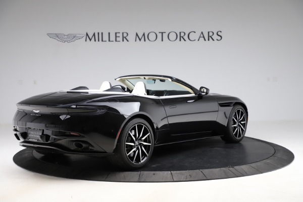 Used 2020 Aston Martin DB11 Volante for sale $209,900 at Alfa Romeo of Westport in Westport CT 06880 7