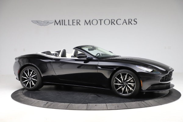 Used 2020 Aston Martin DB11 Volante for sale $209,900 at Alfa Romeo of Westport in Westport CT 06880 9