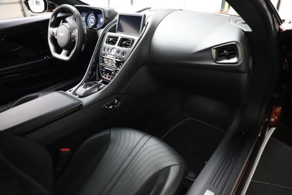 Used 2020 Aston Martin DB11 AMR for sale $199,900 at Alfa Romeo of Westport in Westport CT 06880 19