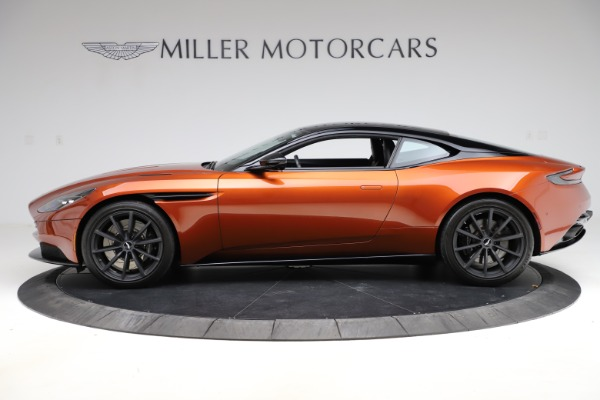 Used 2020 Aston Martin DB11 AMR for sale $199,900 at Alfa Romeo of Westport in Westport CT 06880 2