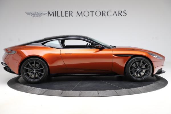 Used 2020 Aston Martin DB11 AMR for sale $199,900 at Alfa Romeo of Westport in Westport CT 06880 8