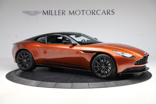 Used 2020 Aston Martin DB11 AMR for sale $199,900 at Alfa Romeo of Westport in Westport CT 06880 9