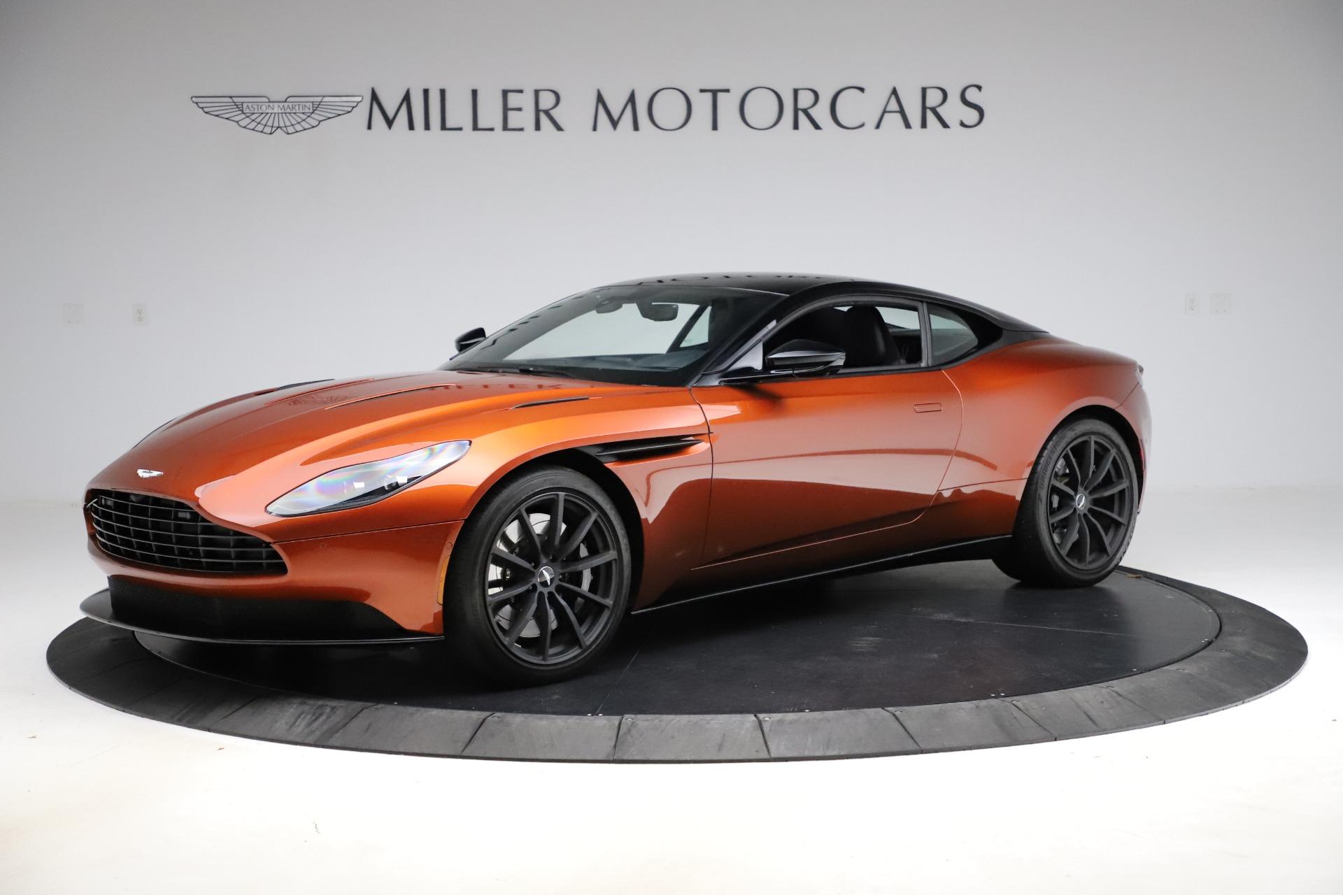 Used 2020 Aston Martin DB11 AMR for sale $199,900 at Alfa Romeo of Westport in Westport CT 06880 1