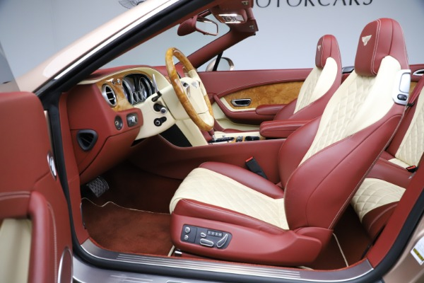 Used 2017 Bentley Continental GT W12 for sale $165,900 at Alfa Romeo of Westport in Westport CT 06880 28