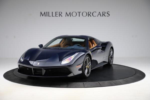 Used 2018 Ferrari 488 Spider for sale Call for price at Alfa Romeo of Westport in Westport CT 06880 13