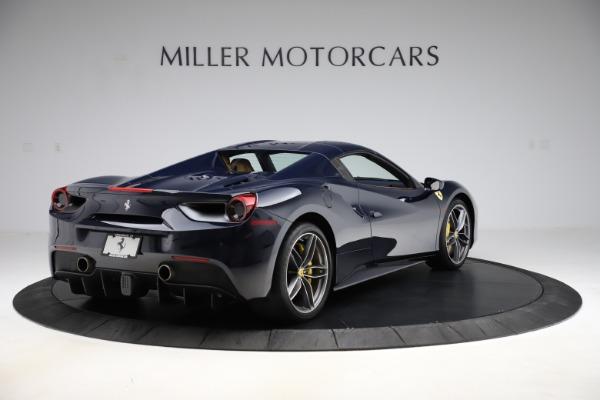 Used 2018 Ferrari 488 Spider for sale Call for price at Alfa Romeo of Westport in Westport CT 06880 16
