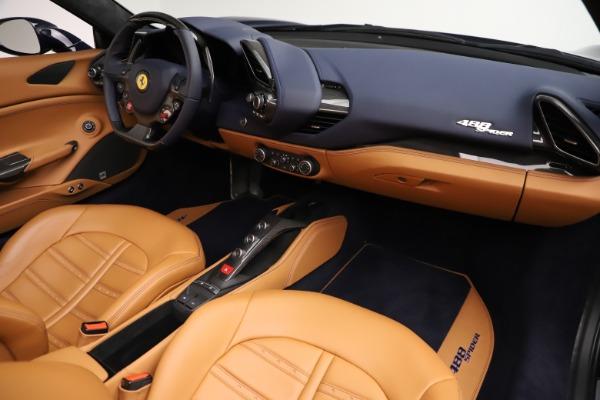 Used 2018 Ferrari 488 Spider for sale Call for price at Alfa Romeo of Westport in Westport CT 06880 23