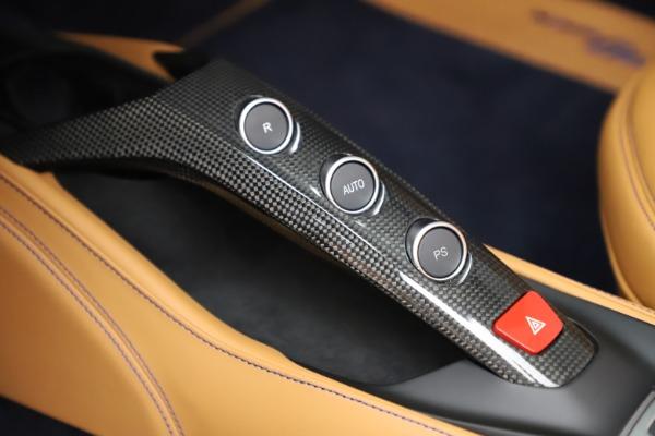 Used 2018 Ferrari 488 Spider for sale Call for price at Alfa Romeo of Westport in Westport CT 06880 27