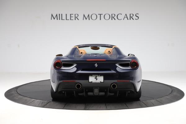 Used 2018 Ferrari 488 Spider for sale Call for price at Alfa Romeo of Westport in Westport CT 06880 6
