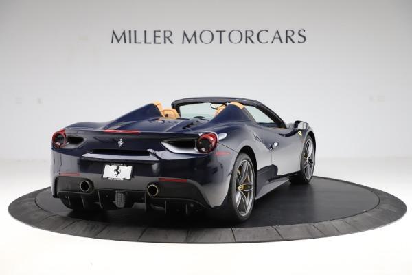 Used 2018 Ferrari 488 Spider for sale Call for price at Alfa Romeo of Westport in Westport CT 06880 7