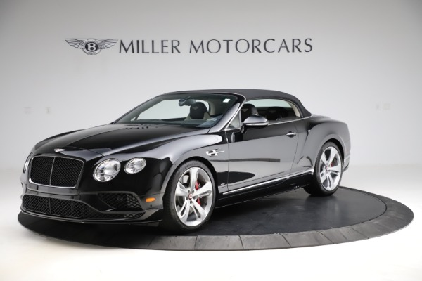 Used 2017 Bentley Continental GT V8 S for sale Sold at Alfa Romeo of Westport in Westport CT 06880 12