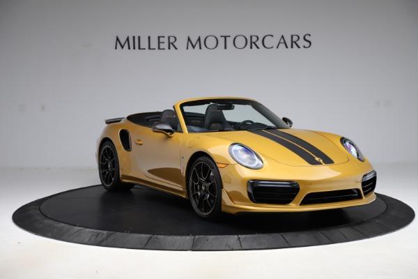 Used 2019 Porsche 911 Turbo S Exclusive for sale $249,900 at Alfa Romeo of Westport in Westport CT 06880 11