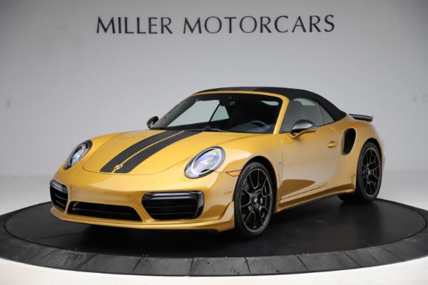 Used 2019 Porsche 911 Turbo S Exclusive for sale $249,900 at Alfa Romeo of Westport in Westport CT 06880 12