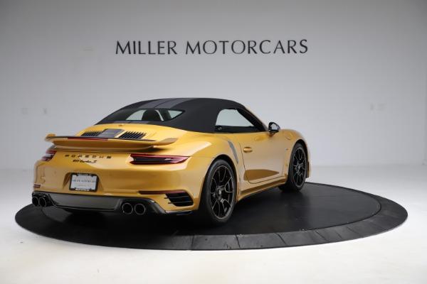 Used 2019 Porsche 911 Turbo S Exclusive for sale $249,900 at Alfa Romeo of Westport in Westport CT 06880 15