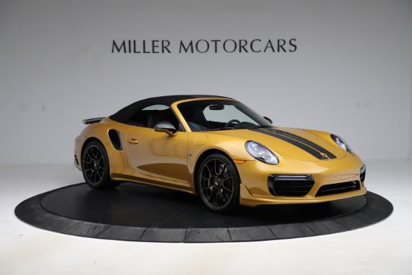 Used 2019 Porsche 911 Turbo S Exclusive for sale $249,900 at Alfa Romeo of Westport in Westport CT 06880 17