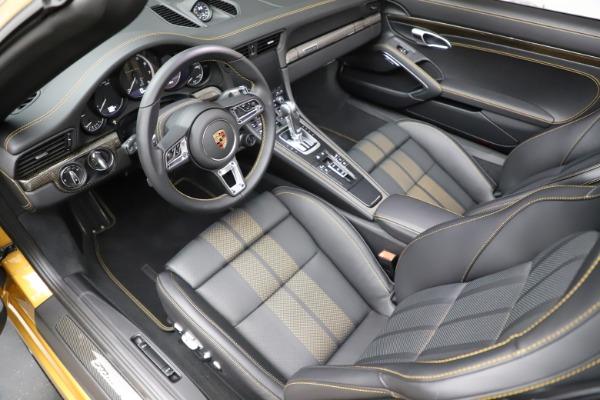 Used 2019 Porsche 911 Turbo S Exclusive for sale $249,900 at Alfa Romeo of Westport in Westport CT 06880 18