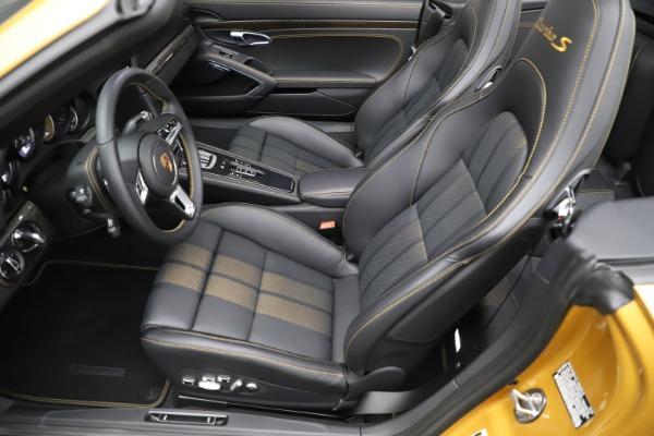 Used 2019 Porsche 911 Turbo S Exclusive for sale $249,900 at Alfa Romeo of Westport in Westport CT 06880 19
