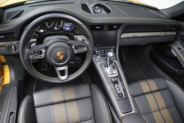 Used 2019 Porsche 911 Turbo S Exclusive for sale $249,900 at Alfa Romeo of Westport in Westport CT 06880 22