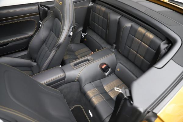 Used 2019 Porsche 911 Turbo S Exclusive for sale $249,900 at Alfa Romeo of Westport in Westport CT 06880 23