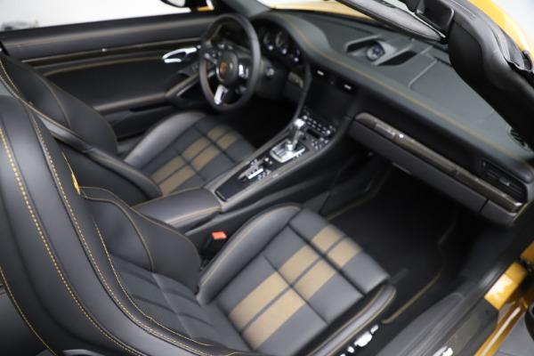 Used 2019 Porsche 911 Turbo S Exclusive for sale $249,900 at Alfa Romeo of Westport in Westport CT 06880 25