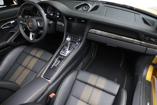 Used 2019 Porsche 911 Turbo S Exclusive for sale $249,900 at Alfa Romeo of Westport in Westport CT 06880 26