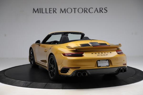 Used 2019 Porsche 911 Turbo S Exclusive for sale $249,900 at Alfa Romeo of Westport in Westport CT 06880 5