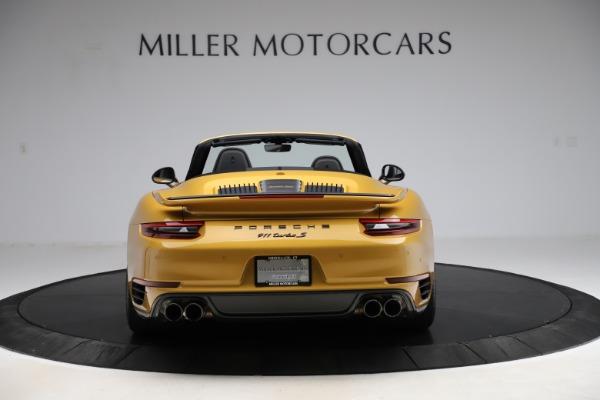 Used 2019 Porsche 911 Turbo S Exclusive for sale $249,900 at Alfa Romeo of Westport in Westport CT 06880 6