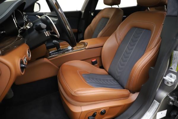 Used 2017 Maserati Quattroporte S Q4 GranLusso for sale Sold at Alfa Romeo of Westport in Westport CT 06880 15