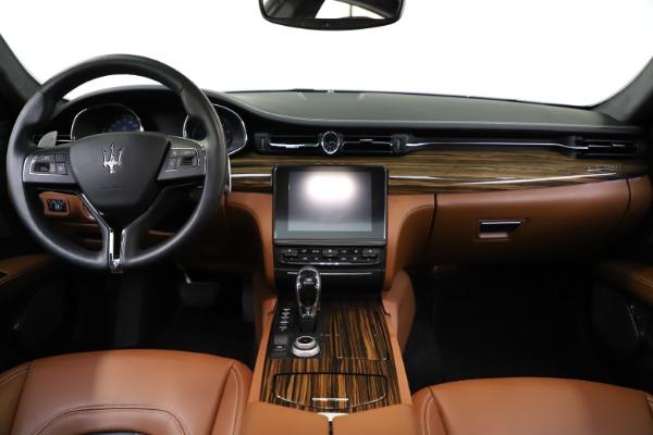 Used 2017 Maserati Quattroporte S Q4 GranLusso for sale Sold at Alfa Romeo of Westport in Westport CT 06880 16