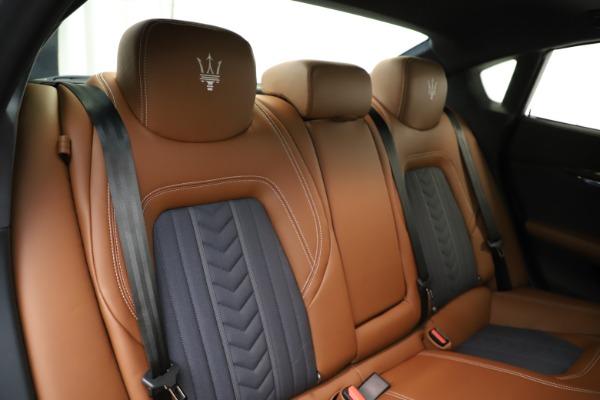 Used 2017 Maserati Quattroporte S Q4 GranLusso for sale Sold at Alfa Romeo of Westport in Westport CT 06880 26