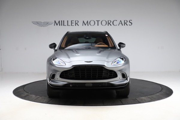 New 2021 Aston Martin DBX SUV for sale $229,486 at Alfa Romeo of Westport in Westport CT 06880 11