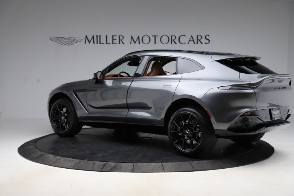 New 2021 Aston Martin DBX SUV for sale $229,486 at Alfa Romeo of Westport in Westport CT 06880 3
