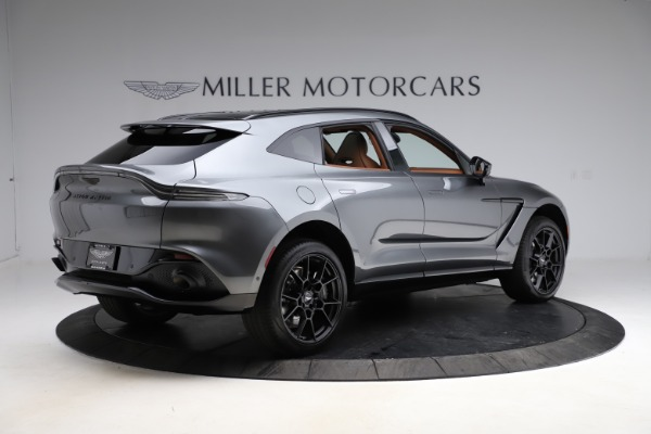 New 2021 Aston Martin DBX SUV for sale $229,486 at Alfa Romeo of Westport in Westport CT 06880 7