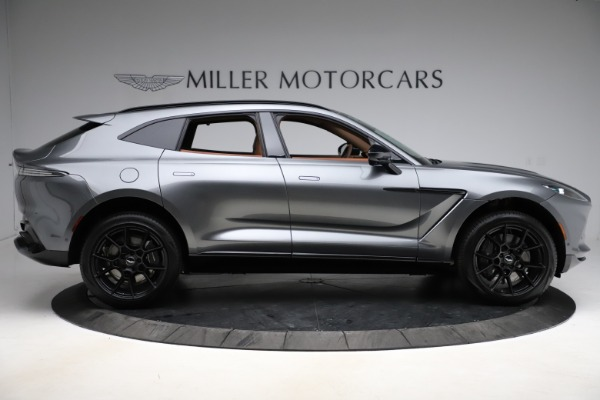 New 2021 Aston Martin DBX SUV for sale $229,486 at Alfa Romeo of Westport in Westport CT 06880 8