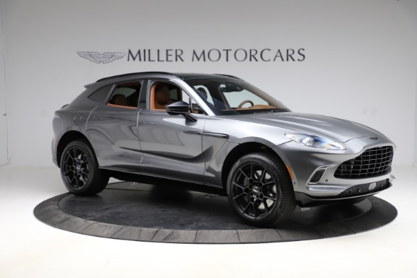 New 2021 Aston Martin DBX SUV for sale $229,486 at Alfa Romeo of Westport in Westport CT 06880 9