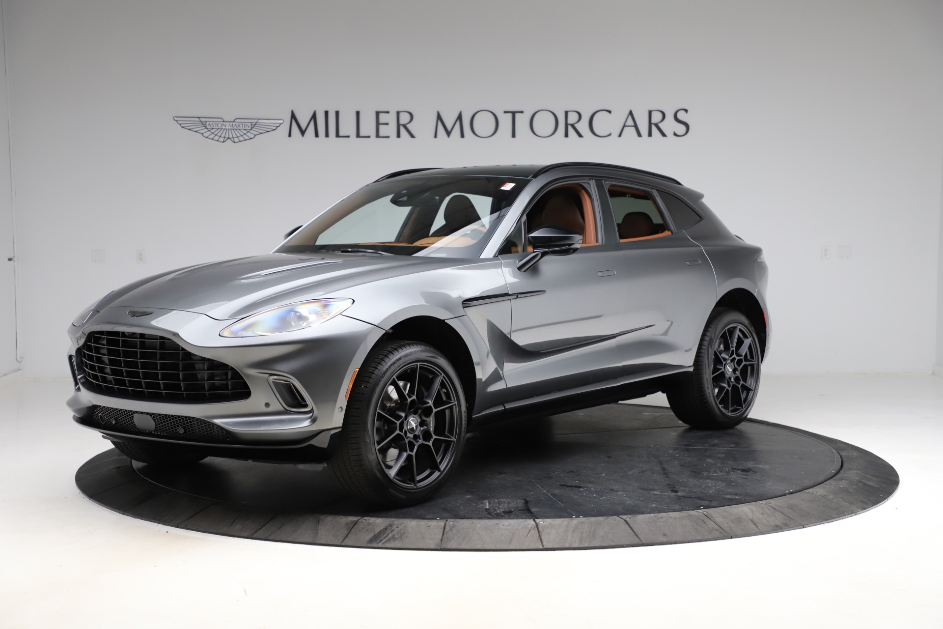 New 2021 Aston Martin DBX SUV for sale $229,486 at Alfa Romeo of Westport in Westport CT 06880 1