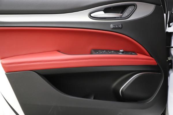 New 2020 Alfa Romeo Stelvio Ti Sport Q4 for sale $53,445 at Alfa Romeo of Westport in Westport CT 06880 17