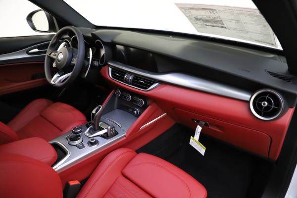 New 2020 Alfa Romeo Stelvio Ti Sport Q4 for sale $53,445 at Alfa Romeo of Westport in Westport CT 06880 23