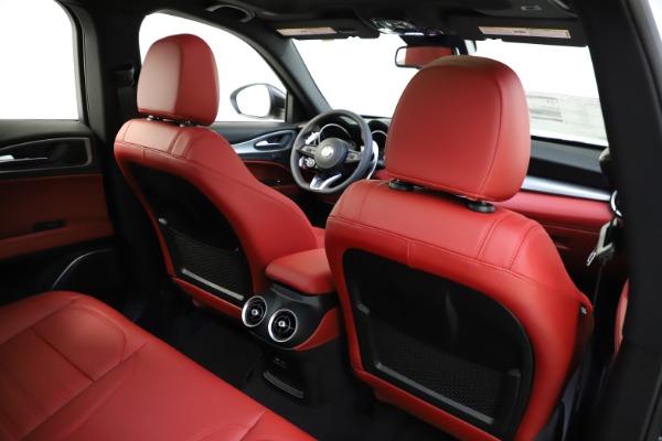 New 2020 Alfa Romeo Stelvio Ti Sport Q4 for sale $53,445 at Alfa Romeo of Westport in Westport CT 06880 27