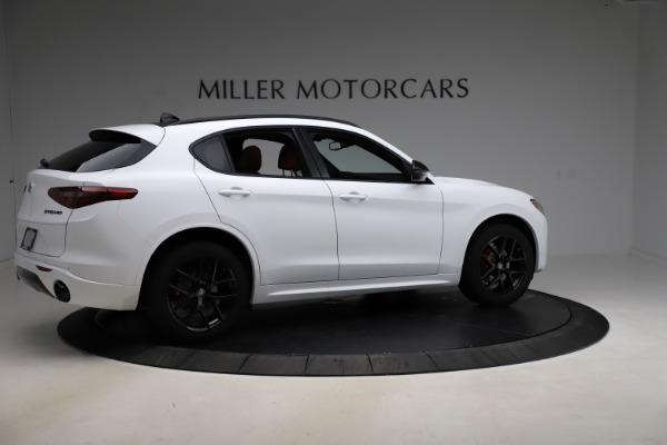 New 2020 Alfa Romeo Stelvio Ti Sport Q4 for sale $53,445 at Alfa Romeo of Westport in Westport CT 06880 8