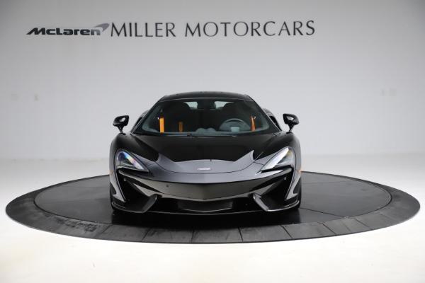 Used 2019 McLaren 570S for sale $177,900 at Alfa Romeo of Westport in Westport CT 06880 11