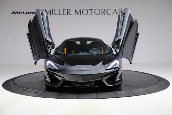 Used 2019 McLaren 570S for sale $177,900 at Alfa Romeo of Westport in Westport CT 06880 12